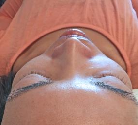 Before Eyelash Extensions