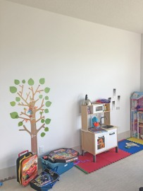 Playroom Before Photo